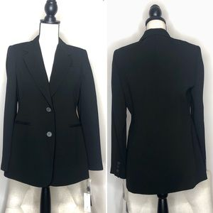 INC Black Basic Blazer in Sz 6P